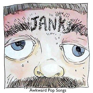 JANK AWKWARD POP SONGS CD