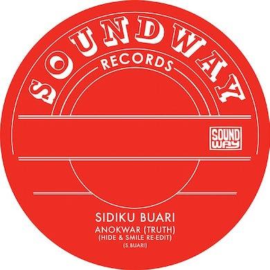 Sidiku Buari ANOKWAR (TRUTH) Vinyl Record