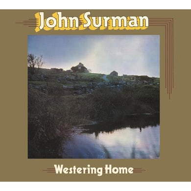 John Surman WESTERING HOME CD