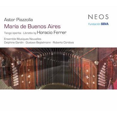 Astor Piazzolla MARIA DE BUENOS AIRES CD