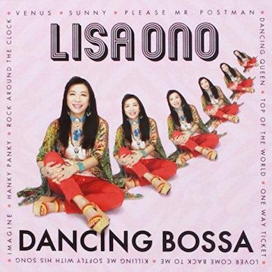 Lisa Ono DANCING BOSSA CD
