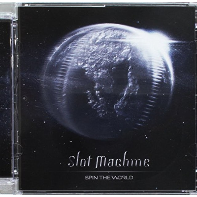 Slot Machine SPIN THE WORLD CD