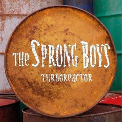 SPRONG BOYS / KARAMAZOV SPLIT Vinyl Record