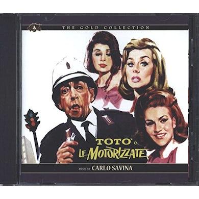 Carlo Savina LE MOTORIZZATE / Original Soundtrack CD