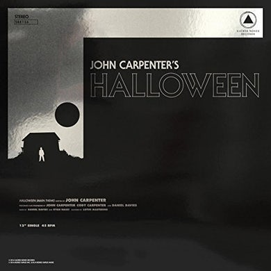 John Carpenter HALLOWEEN / ESCAPE FROM NEW YORK / O.S.T. Vinyl Record