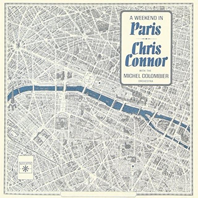 Chris Connor WEEKEND IN PARIS CD