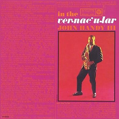 John Handy IN THE VERNACULAR CD