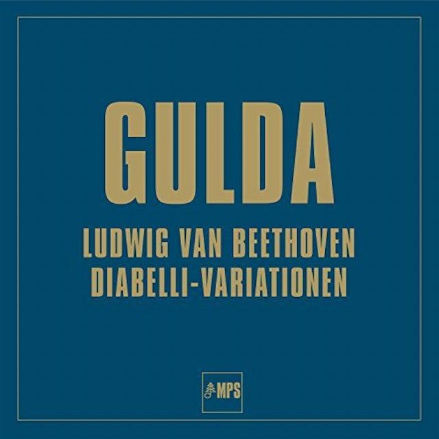 L.V. Beethoven / Friedrich Gulda DIABELLI VARIATIONEN Vinyl Record