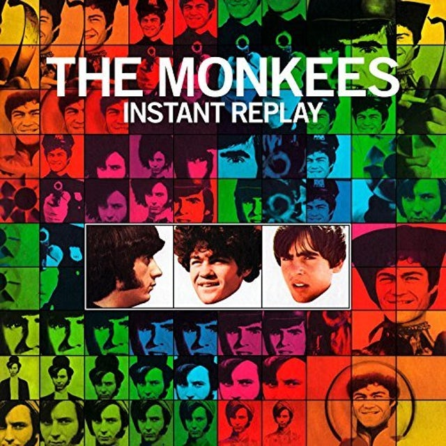 The Monkees INSTANT REPLAY - DELUXE 50TH ANNIVERSARY EDITION CD