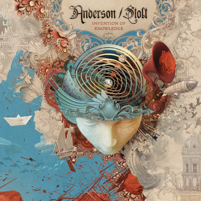 ANDERSON / STOLT INVENTION OF KNOWLEDGE CD