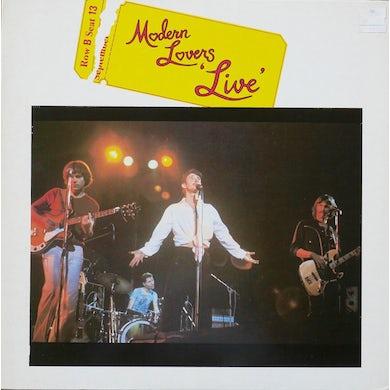 Modern Lovers LIVE Vinyl Record