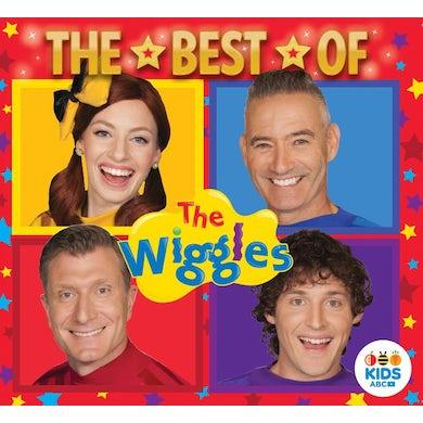 BEST OF WIGGLES CD