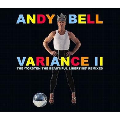 Andy Bell VARIANCE II: TORSTEN THE BEAUTIFUL LIBERTINE REMIX CD