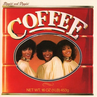 Coffee SLIPPIN & DIPPIN CD