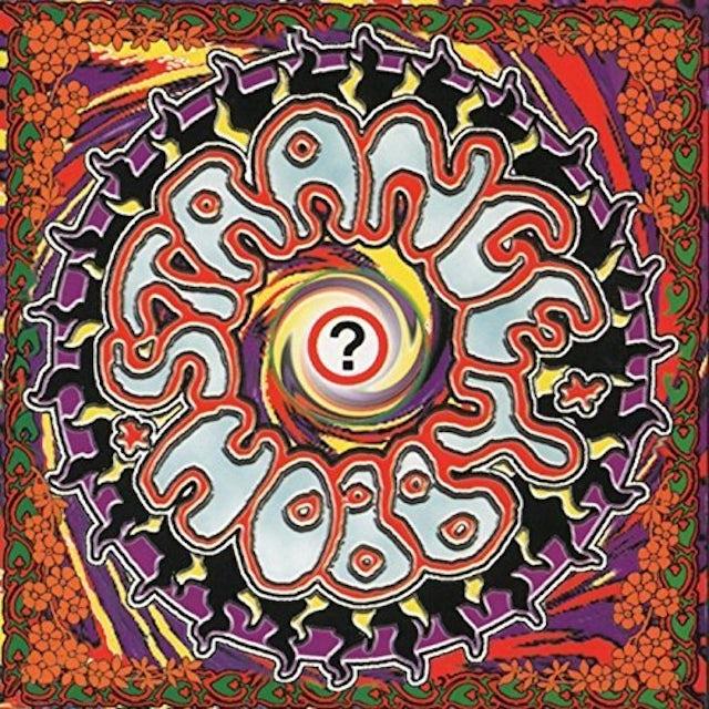 Arjen Anthony Lucassen STRANGE HOBBY CD