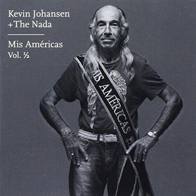 Kevin Johansen MIS AMERICAS CD