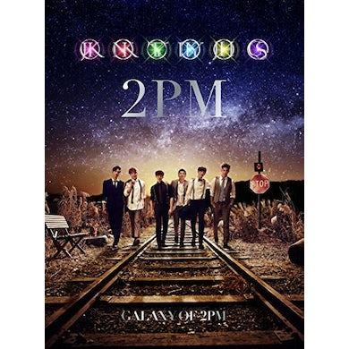 GALAXY OF 2PM CD