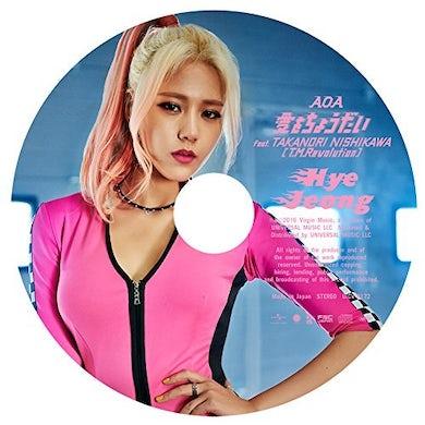 AOA AI WO CHOUDAI: HYEJEONG EDITION CD