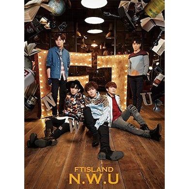FTISLAND N.W.U (LIMITED-A) CD