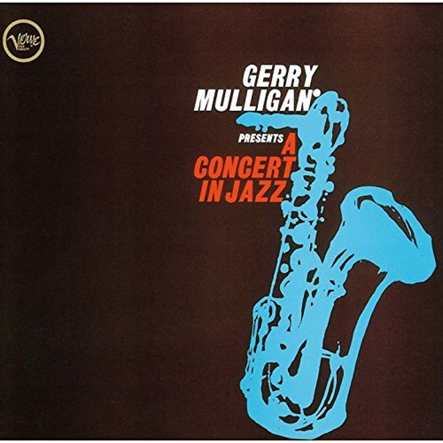 Gerry Mulligan PRESENTS A CONCERT IN CD