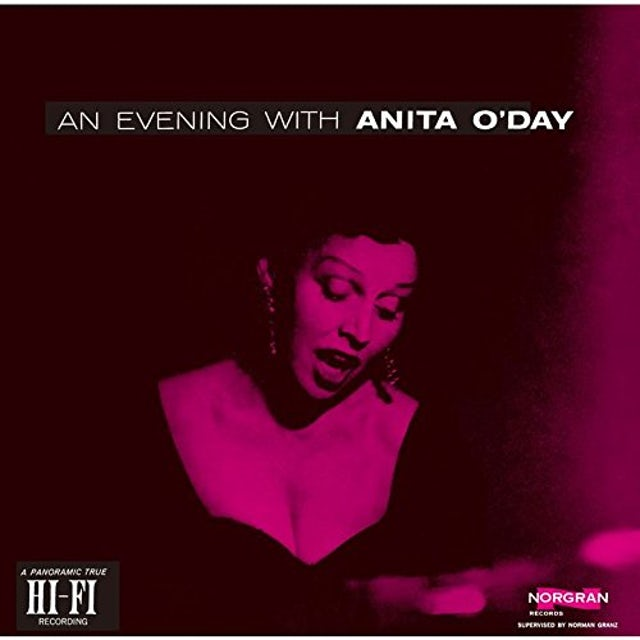 EVENING WITH ANITA O'DAY CD