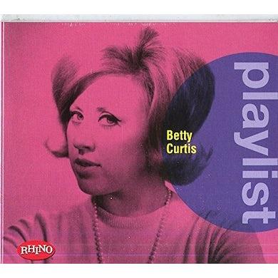 PLAYLIST: BETTY CURTIS CD