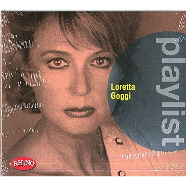 PLAYLIST: LORETTA GOGGI CD