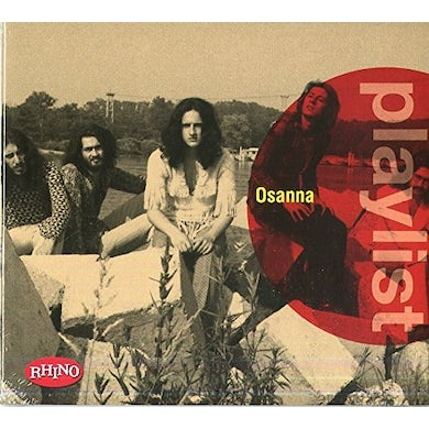 PLAYLIST: OSANNA CD