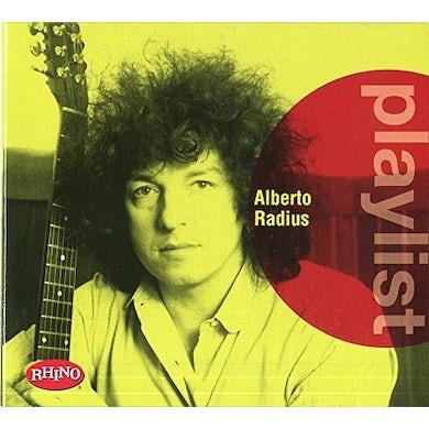 PLAYLIST: ALBERTO RADIUS CD
