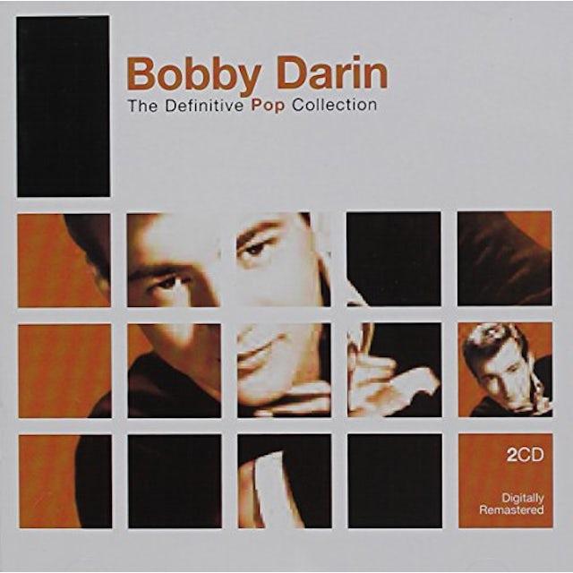 DEFINITIVE POP: BOBBY DARIN CD