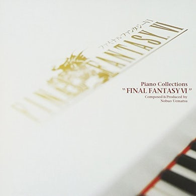 FINAL FANTASY VI: PIANO COLLECTIONS PT. 3 / Original Soundtrack CD