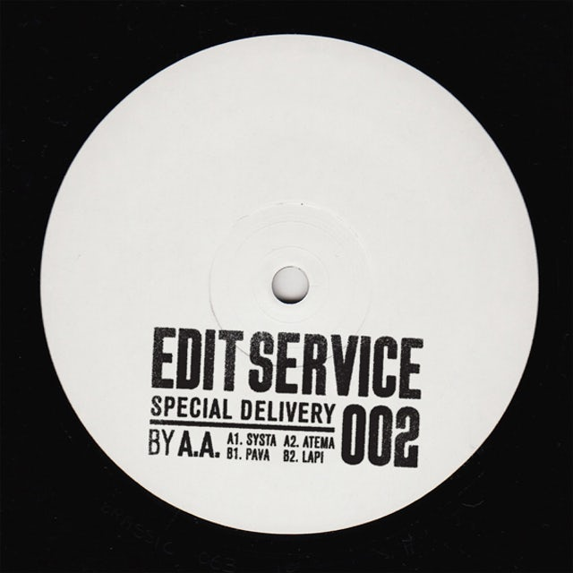 EDIT SERVICE 002 - SPECIAL DELIVERY / VARIOUS