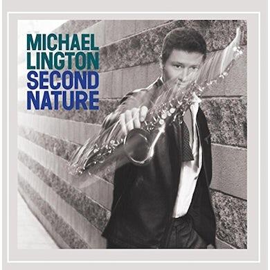 Michael Lington SECOND NATURE CD