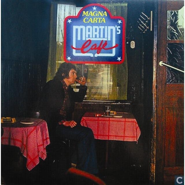 Magna Carta MARTIN'S CAFE CD