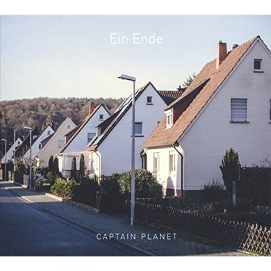 Captain Planet EIN ENDE Vinyl Record