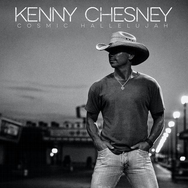 Kenny Chesney COSMIC HALLELUJAH CD