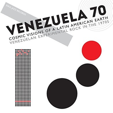 Soul Jazz Records Presents VENEZUELA 70 CD