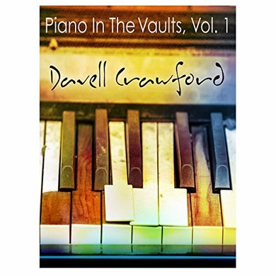 Davell Crawford PIANO IN THE VAULTS 1 CD