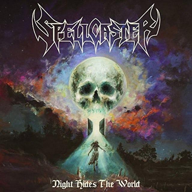 Spellcaster NIGHT HIDES THE WORLD CD