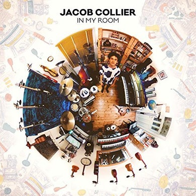 Jacob Collier IN MY ROOM CD