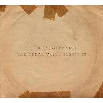 Kris Kristofferson CEDAR CREEK SESSIONS CD