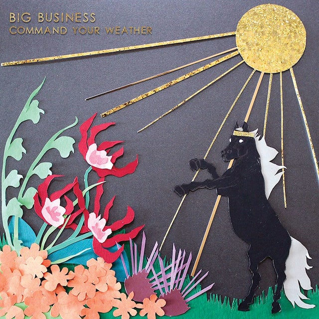 Big Business COMMAND YOUR WEATHER CD