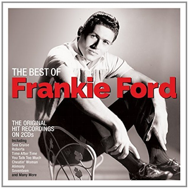 Frankie Ford BEST OF CD