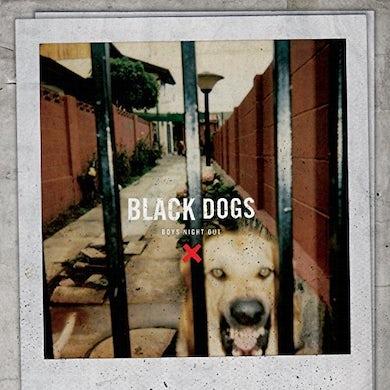 BLACK DOGS (COKE BOTTLE CLEAR VINYL) Vinyl Record