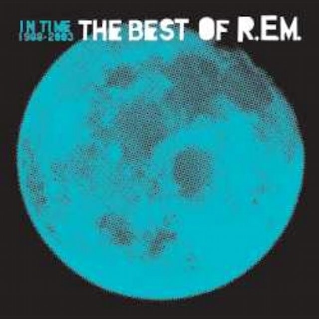 IN TIME: THE BEST OF R.E.M. 1988-2003 CD