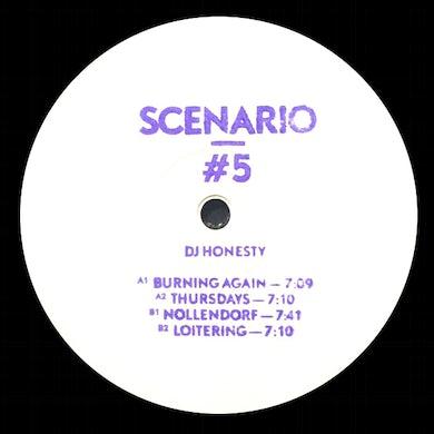 DJ HONESTY SCENARIO #5 Vinyl Record