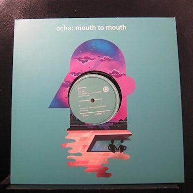 Ocho MOUTH TO MOUTH Vinyl Record