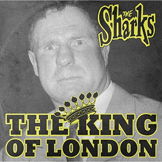 Sharks KING OF LONDON Vinyl Record