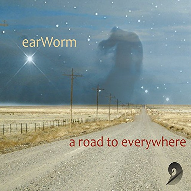 Earworm ROAD TO EVERYWHERE CD