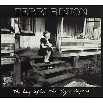 Terri Binion DAY AFTER THE NIGHT BEFORE CD